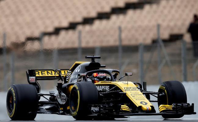 Los problemas persisten para McLaren y Sainz firma el quinto mejor tiempo