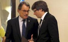 Mas: «Puigdemont no puede ser presidente»