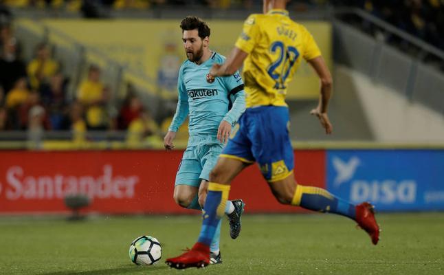 El Barça se humaniza antes de la gran batalla