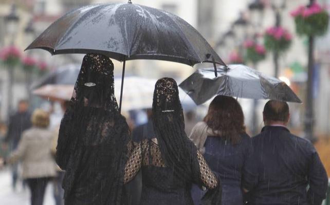 La Agencia Estatal de Meteorología cobrará sus predicciones específicas para las cofradías