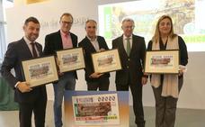 La ONCE dedica el cupón del sorteo del 10 de marzo al Caminito del Rey