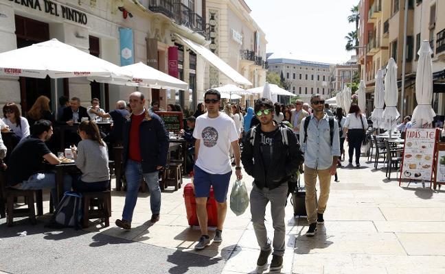 Málaga cuelga en su web un listado de las viviendas turísticas legalizadas en la ciudad