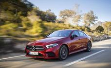 Mercedes CLS, desde 77.400 euros