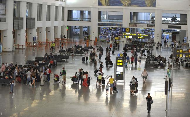 Aena invertirá 6,2 millones en remodelar la T2 del aeropuerto de Málaga