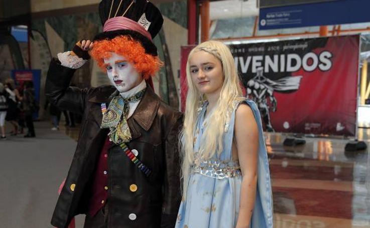 La segunda feria Freakcon abre sus puertas en el Palacio de Ferias de Málaga