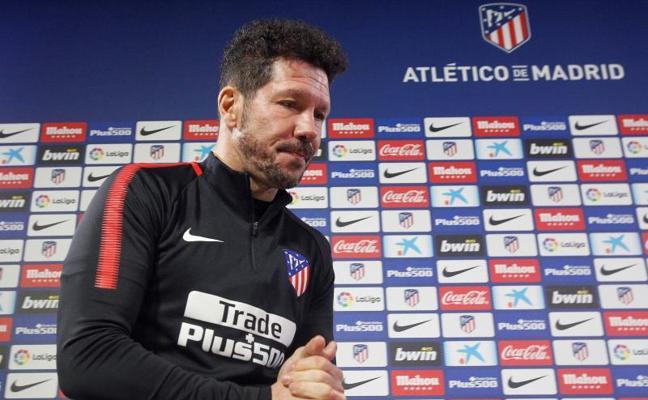 Simeone: «Hemos hecho que la Liga no sea imposible, porque la hemos ganado»