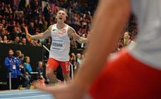 Polonia pulveriza el récord mundial del relevo 4x400
