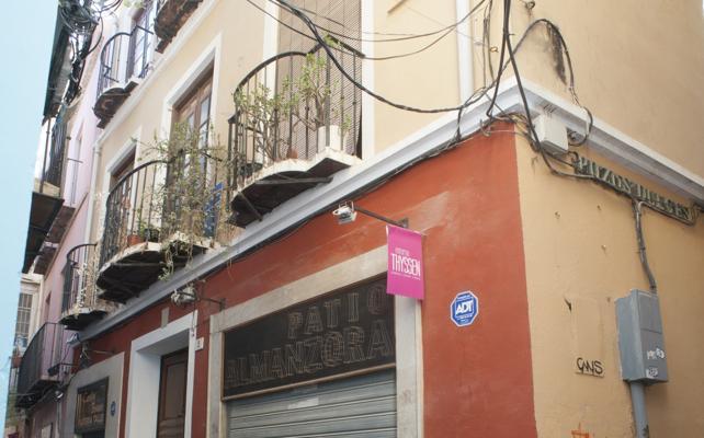 Un edificio del siglo XVIII albergará un hotel boutique en la calle Andrés Pérez