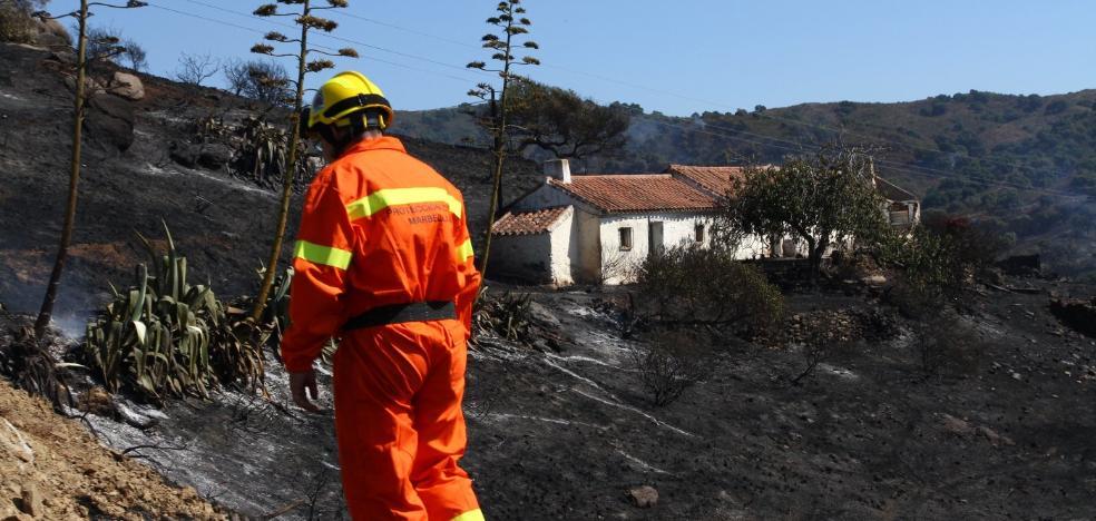 Marbella revisa y actualiza su Plan Local de Emergencia por Incendios Forestales