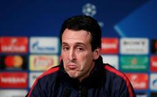Emery: «Es un momento único para toda Francia»