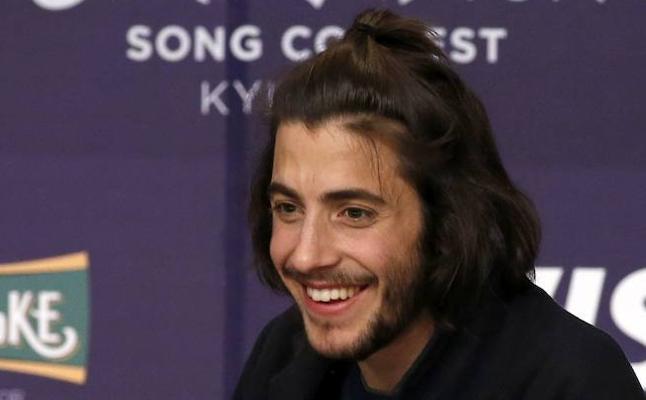 El portugués Salvador Sobral, ganador de la última edición de Eurovisión, actuará el 27 de junio en Málaga
