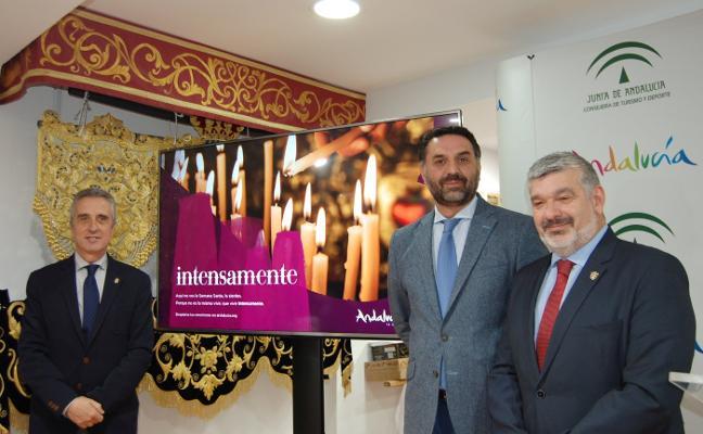 Andalucía activará una campaña para atraer turismo nacional en Semana Santa