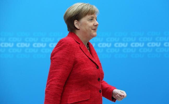 Merkel se prepara para su cuarta legislatura
