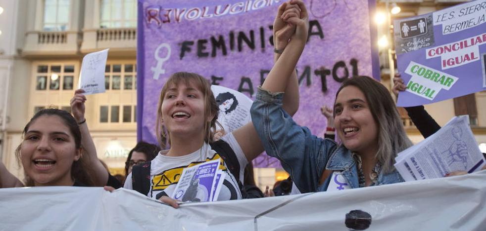 Málaga celebrará el 8 de marzo más reivindicativo de los últimos años