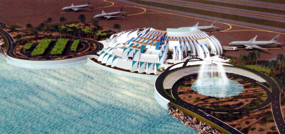 Las aerolíneas europeas piden aeropuertos más eficientes y no palacios de mármol