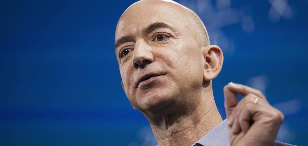 Jeff Bezos, el más rico del mundo, con 112.000 millones
