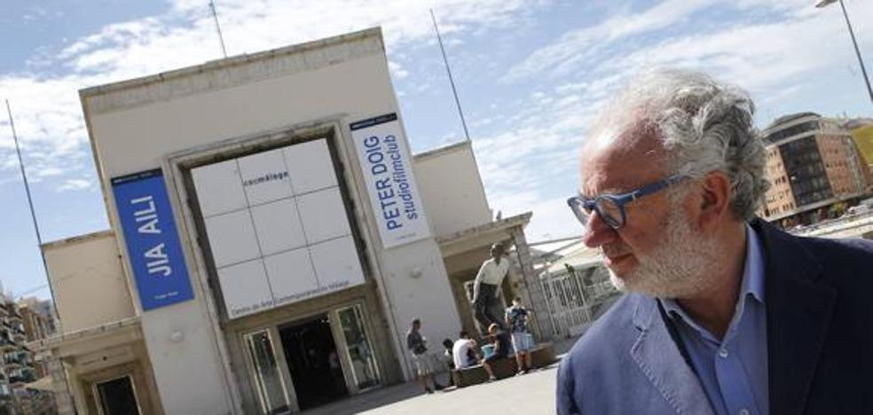 El Ayuntamiento de Málaga prevé prorrogar el contrato de gestión del CAC a la empresa de Fernando Francés por cambios en la jefatura de Cultura