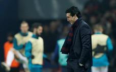 Emery: «Es una decepción caer en octavos, pero han sido mejores»