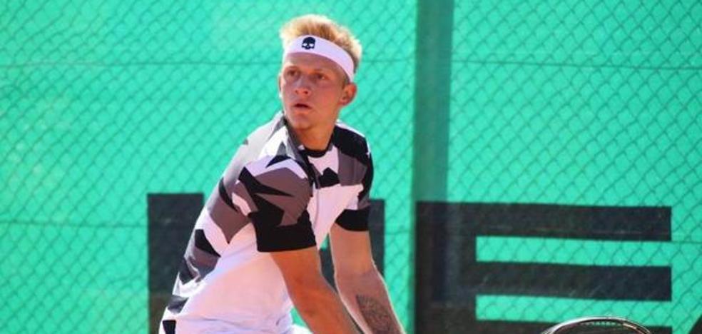 Los locales Davidovich y Menéndez, alicientes del ATP Challenger marbellí