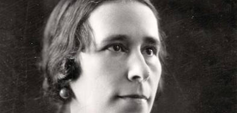 Isabel Oyarzábal, pionera silenciada