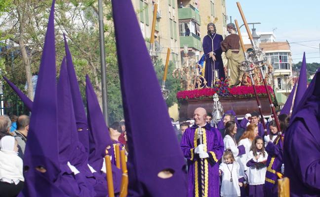 Estas son las procesiones en Málaga del viernes 9 al domingo 11 de marzo de 2018