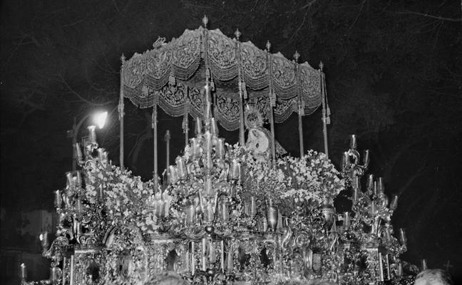 El año que las procesiones de Málaga peligraron