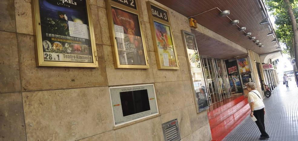 El Teatro Alameda cierra en mayo para convertirse en Teatro del Soho de Málaga