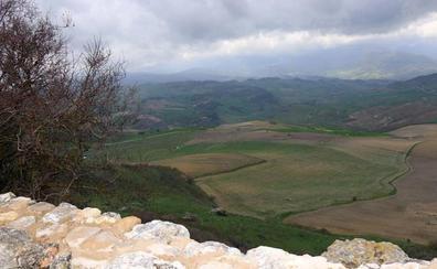 La parte de la Serranía de Ronda que no está en Málaga