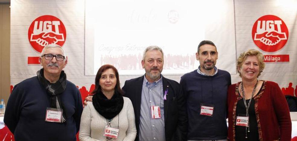 UGT de Málaga recupera la 'normalidad' con la elección de su nueva ejecutiva