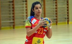Ana González, convocada por la selección absoluta