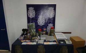 Detienen a los responsables de un club a favor de la legalización del cannabis en Marbella