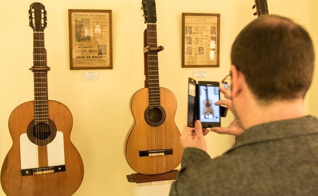Guitarra de Breva.