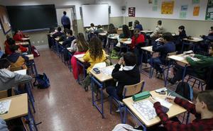 La Universidad Laboral de Málaga acoge las XXXIV Olimpiadas Matemáticas de Thales