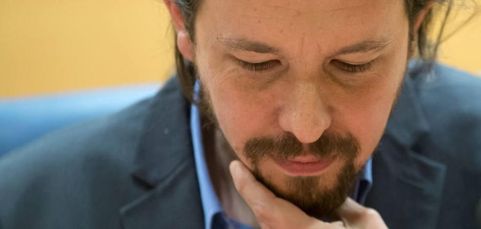 Pablo Iglesias fija como condición para confluir con IU en 2019 que la marca Podemos «esté visible»