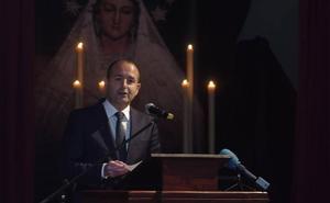 Manuel Castillo ensalza el arraigo de la Virgen del Rocío con su barrio