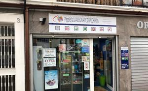 El segundo premio de 120.000 euros de la Lotería Nacional toca en Málaga capital
