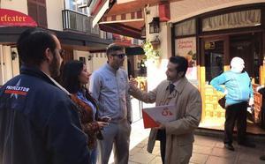 El futuro de la 'calle del Hambre' en Fuengirola
