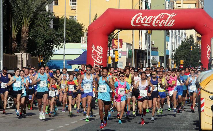 La carrera de la Peña El Bastón, en imágenes