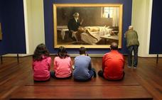 Nacen las visitas en latín por el Museo de Málaga para redescubrir sus obras