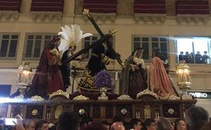 La Hermandad de la Salutación de Málaga lanza un SOS para aumentar las inscripciones de nazarenos