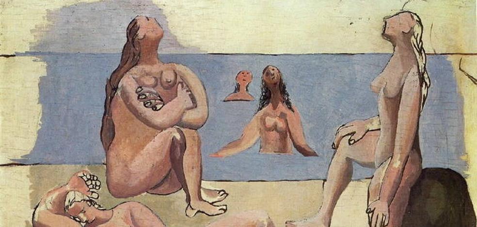 El Thyssen se da un baño en el Mediterráneo