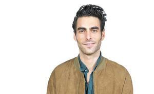 Jon Kortajarena: «Pretender ser el hombre perfecto no es real»