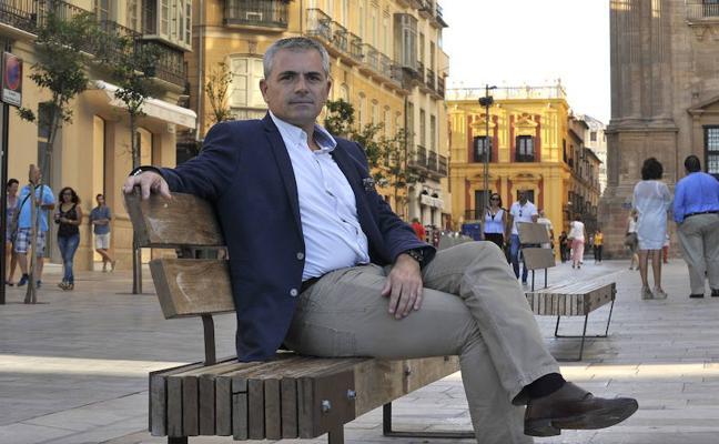 Julio Andrade dejará el Ayuntamiento de Málaga para centrarse en su nuevo cargo vinculado a la ONU
