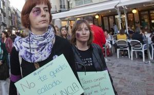 El número de denuncias y víctimas de violencia machista en 2017 alcanza máximos históricos