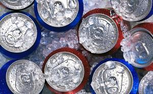 La industria de las bebidas refrescantes reducirá un 10% adicional las calorías en 2020, hasta el 38%