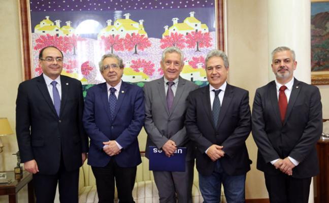 La UMA estrecha lazos de colaboración con Paraguay