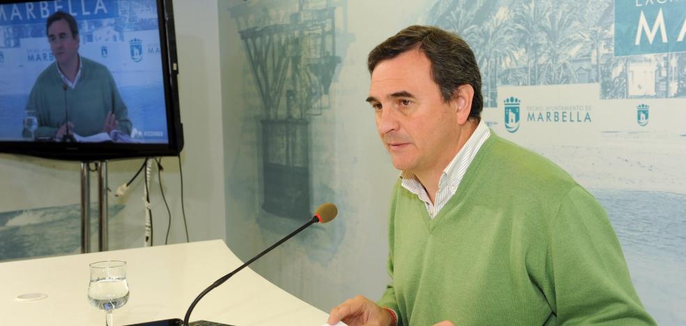 El Ayuntamiento de Marbella saca a contratación obras y servicios por más de cinco millones de euros