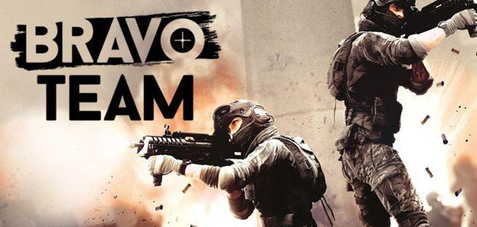 Bravo Team, el Time Crisis de la Realidad Virtual