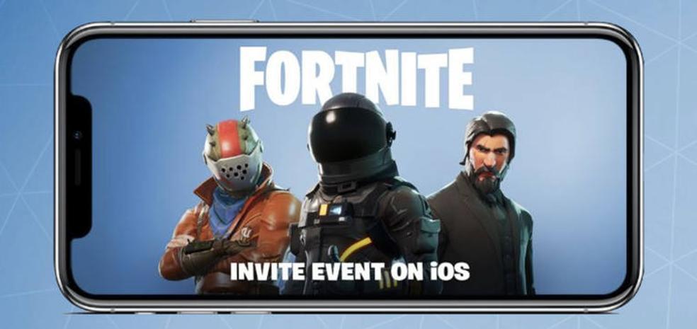 Fortnite Battle Royale llega a dispositivos móviles
