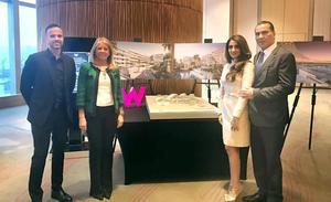 La cadena hotelera W presenta su proyecto para Marbella, que abrirá en 2021